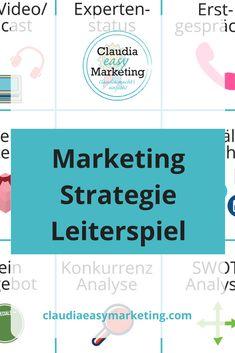 #Marketing #Strategie einfach und anschaulich erklärt. Mit Video!