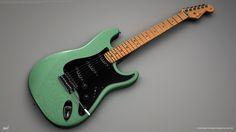 stratocaster | Custom Stratocaster by ghypz