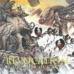 """Revocation partilha nova música """"Profanum Vulgus"""" e vídeo Making Of do novo álbum   World Of Metal"""