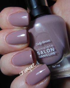 Sally Hansen Complete Salon Manicure - Mauve It Along