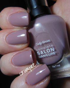 Sally Hansen Complete Salon Manicure - Mauve It Along