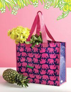 Lilly Pulitzer Market Bag - Tusk In Sun - Ryan's Daughters #tuskinsun #lillypulitzer