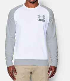 Shop Under Armour for Men's UA Sportstyle Fleece Crew in our Mens Tops department.  Free shipping is available in US.