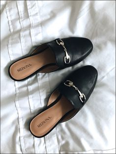 loafers for women Loafer Mules, Mules Shoes Flat, Cute Shoes Flats, Loafers Outfit, Gucci Loafers, Shoes Too Big, Loafers For Women, Shoes For Women, Fashion Shoes