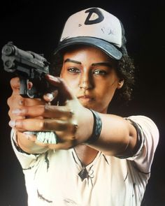 My finished Clementine cosplay pt.1 TWDG Cosplay