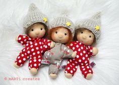 mARTi creates | Doll, Naturalfiberartdoll, Art, Craft