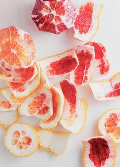 blood orange cinnamon lassi! SO easy, so good for you!