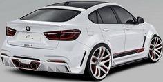 Lumma Design CLR X 6 R (BMW X6) el dia en que un auto asi llegue a mi vida, debe ser de color azul