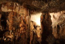 There are over 9,000 karst caves in Slovenia, some of which are considered among the world's most beautiful.