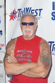"Paul Teutul Sr., ""American Chopper"""