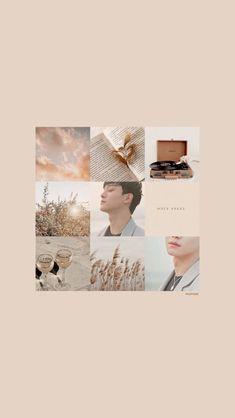 Exo Album, Exo Lockscreen, Exo Chen, Light Of My Life, Photo Art, Exo Members, Beige Aesthetic, Kyungsoo, Bambi