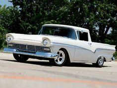 1957 Ford Fairline Ranchero