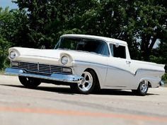 1957 Ford Fairline Ranchero