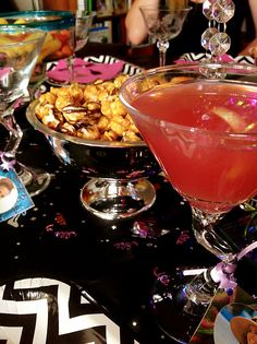 On the blog: have a Sex and the City-themed party with Popcornopolis!
