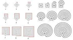 potete utilizzare anche dei comodi software online che generano dei labirinti in base ai parametri da voi forniti (ad esempio Maze Generator). (da Tutti pazzi per i labirinti!   DidatticarteBlog)