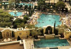 20 Best Las Vegas Resort Pools