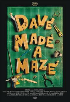 Dave Made a Maze (2017) Full Movie Streaming HD