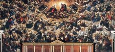 """Tintoretto's """"The Paradise"""""""