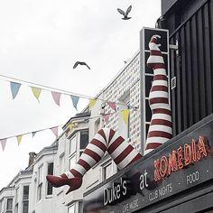 Brighton, Dukes at komedia, Northlaine, Brighton Centre, Brighton Beach,