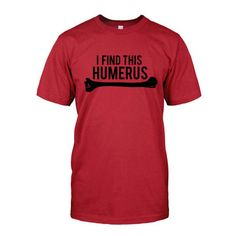 Humerus Tee, $12.50, now featured on Fab.