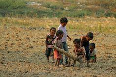 Childhood...... Photo by Nihar Ranjan Sarkar -- National Geographic Your Shot