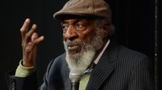 Comedian Dick Gregory on the role of comedy in civil rights | am ...