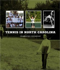 North Carolina Tennis History Book