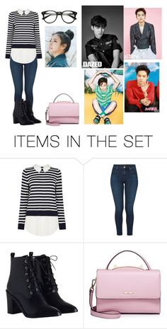"""Kat and Jb- First Dates"" by nozoeli ❤ liked on Polyvore featuring art"