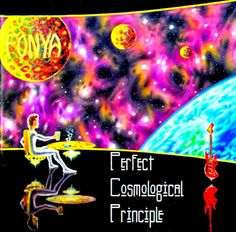 "NAS ONDAS DA NET: FONYA - ""Perfect Cosmological Principle"" - 1998"