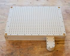 Behind The Build: Vacuum Table