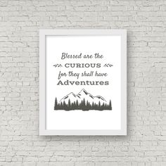 Free printable rustic wall decor from RV Inspiration - Adventure travel quote Rustic Walls, Rustic Wall Decor, Travel Wall Decor, Adventure Quotes, Adventure Travel, Remodeled Campers, Travel Themes, Camping Hacks, Frames On Wall