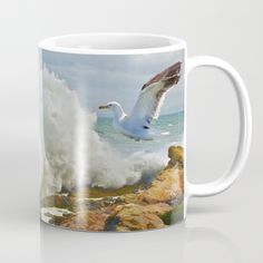 Available in 11 and 15 ounce sizes, our premium ceramic coffee mugs feature wrap-around art and large handles for easy gripping. Dishwasher and microwave safe, these cool coffee mugs will be your new favorite way to consume hot or cold beverages. Cold Drinks, Beverages, Holiday Gifts, Microwave, Dishwasher, Coffee Mugs, Ceramics, Cool Stuff, Tableware