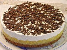Lebkuchen - Apfel Torte