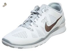 Nike Nke Free 5.0 Tr Fit 5 Womens Style: 704674-100 Size: 8.5 M US - Nike sneakers for women (*Amazon Partner-Link)
