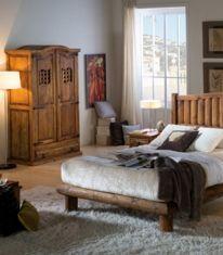 Armoires Rustiques en Bois : Collection TRONC