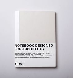 #want #architecture #notebookchic