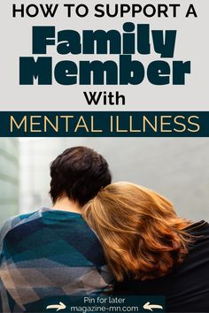 Supporting a family member with mental illness can be extremely difficult and you may experience a range of emotions including fear, frustration, and confusion. Unfortunately, many people experience mental health issues at some point in their life. Mental Health Support, Mental Health Conditions, Mental Health Issues, Signs Of Mental Illness, Family Support, Cute Baby Pictures, Mood Swings, Kids Health, Confusion