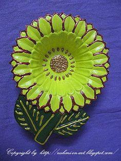 Sunflower Kitchen Decorations