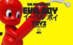 I want an Evil Boy!