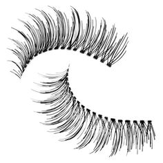 Trish McEvoy 'Instant Pick-Me-Up' False Lashes (320 ZAR) ❤ liked on Polyvore featuring beauty products, makeup, eye makeup, false eyelashes and trish mcevoy