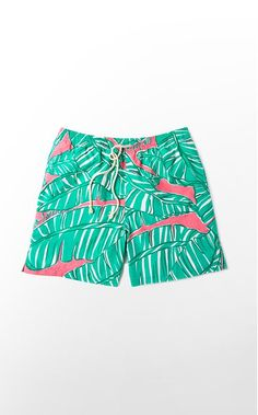 I want to get these for my dad. Lilly Pulitzer swim trunks