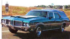 1972 Olds 442 | 1972 Oldsmobile Vista Cuiser 442