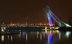 Beautiful bridges around the globe! - Deviant World Putrajaya, George Washington Bridge, Thing 1 Thing 2, Singapore, Globe, Most Beautiful, Europe, Architecture, World