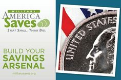 Military Saves Week: 3 Big Reasons to Start Saving Now. Great article from @USAA