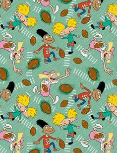 Wallpapers/ hey Arnold