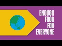 Enough food for everyone: IF For Everyone, Charity, Communication, Campaign, Shops, Action, How To Make, Food, Tents