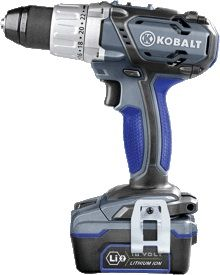 Kobalt Tools: Power and Value at Lowe's - Bob's Blogs