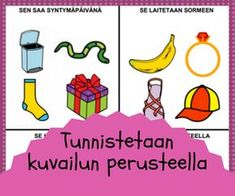 Etusivu Kindergarten Crafts, Beginning Of School, Early Childhood Education, Teaching Kids, Language, Learning, Peda, School Starts