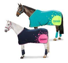 Eskadron Limited Edition Collection Fleece/Jersey Splash Soft Cooler Rug/Sheet