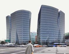TT Project in Jongno, Seoul, by BCHO Architects